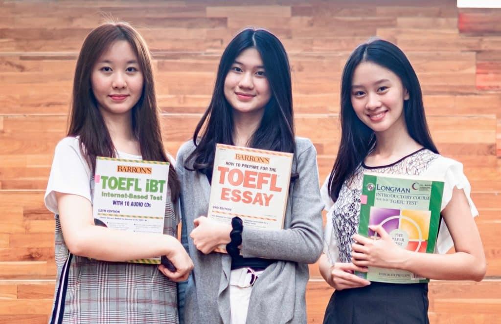 TOEFL Students on Campus 3